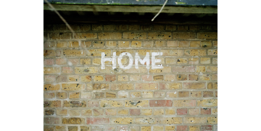 Home Dugout,from the series Once Upon a Time in Bermondsey