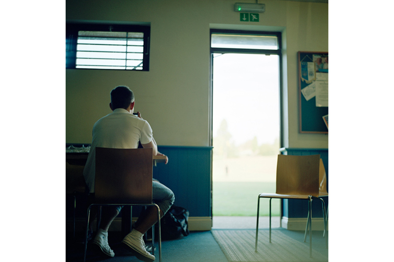 Waiting for the Game, from the series Once Upon a Time in Bermondsey