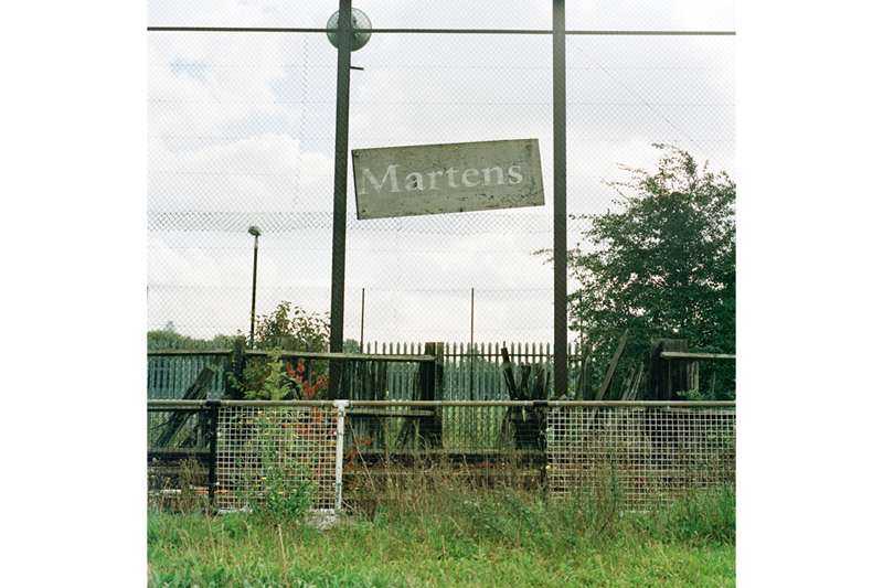 Old Sign, from the series Once Upon a Time in Bermondsey