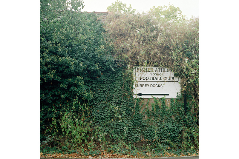 Surrey Docks Stadium, from the series Once Upon a Time in Bermondsey
