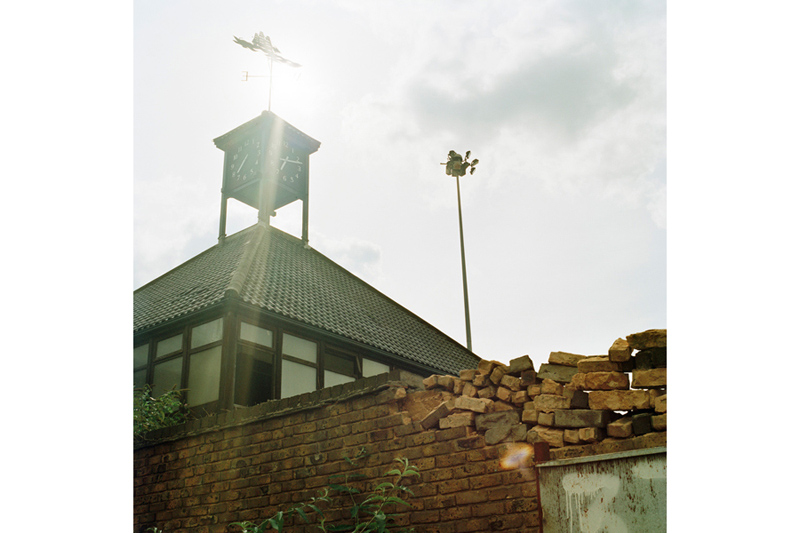 Old Fisher Clocktower, from the series Once Upon a Time in Bermondsey
