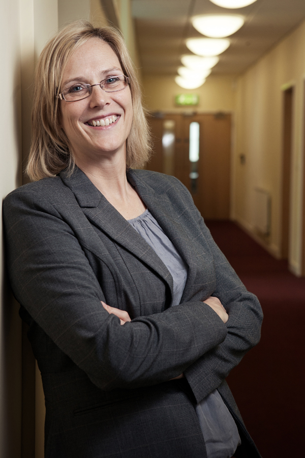 Deborah Walls, Headteacher at Coombe College