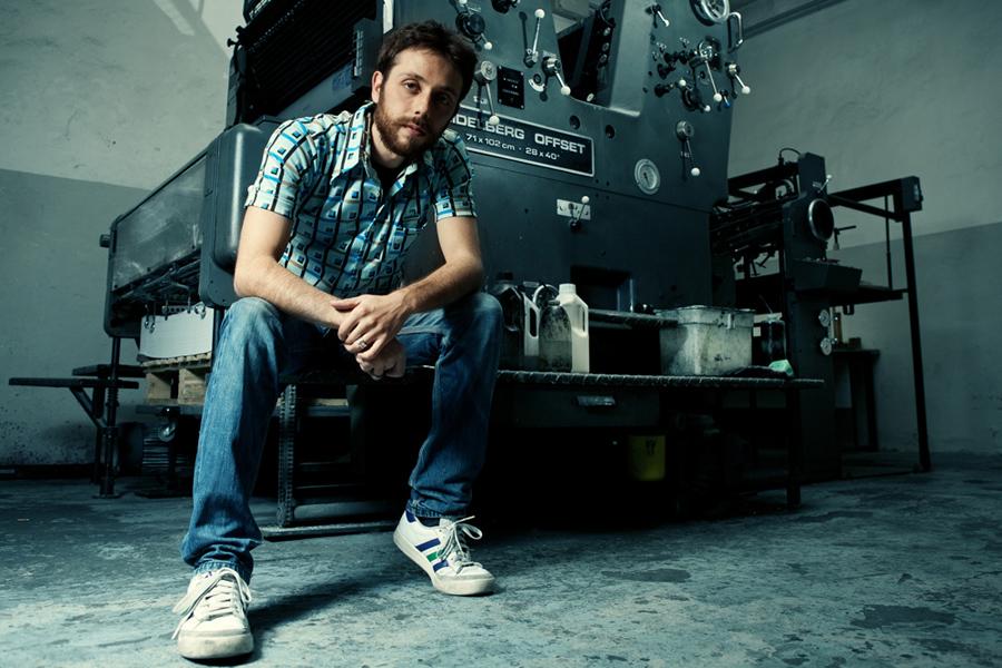 Fabrizio Caratto, Graphic Designer