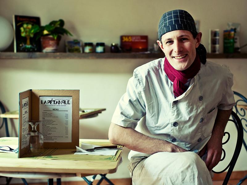 La Petanque, Chef