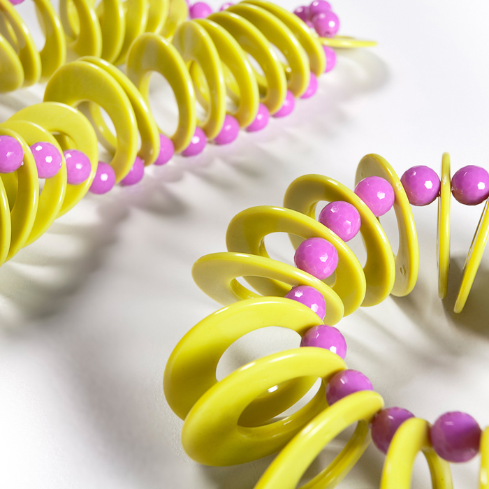 Manifactura Necklace & Bracelet - particolare