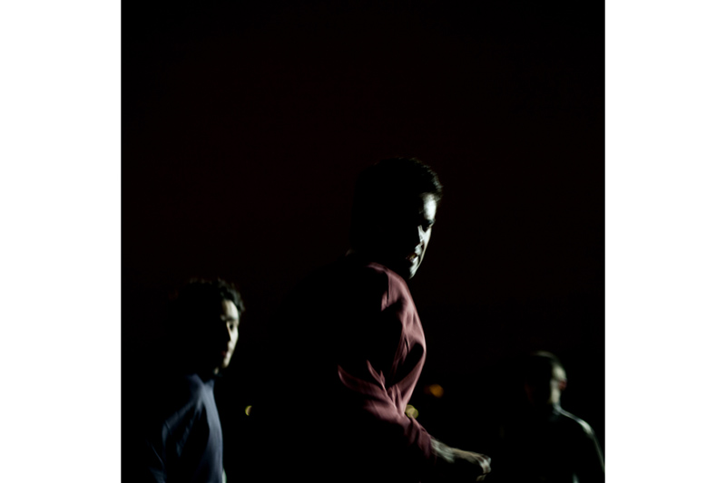 Untitled #4, from the series This is Football