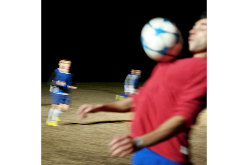 Untitled #5, from the series This is Football