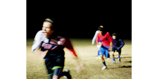 Untitled #6, from the series This is Football